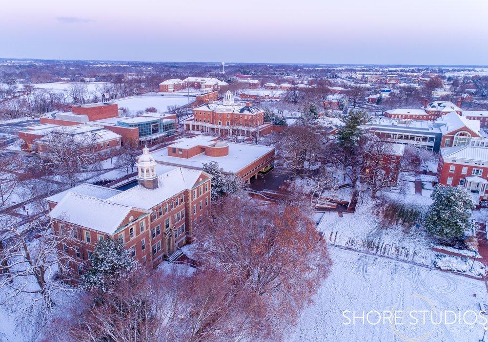 Aerial WAC Snow 1