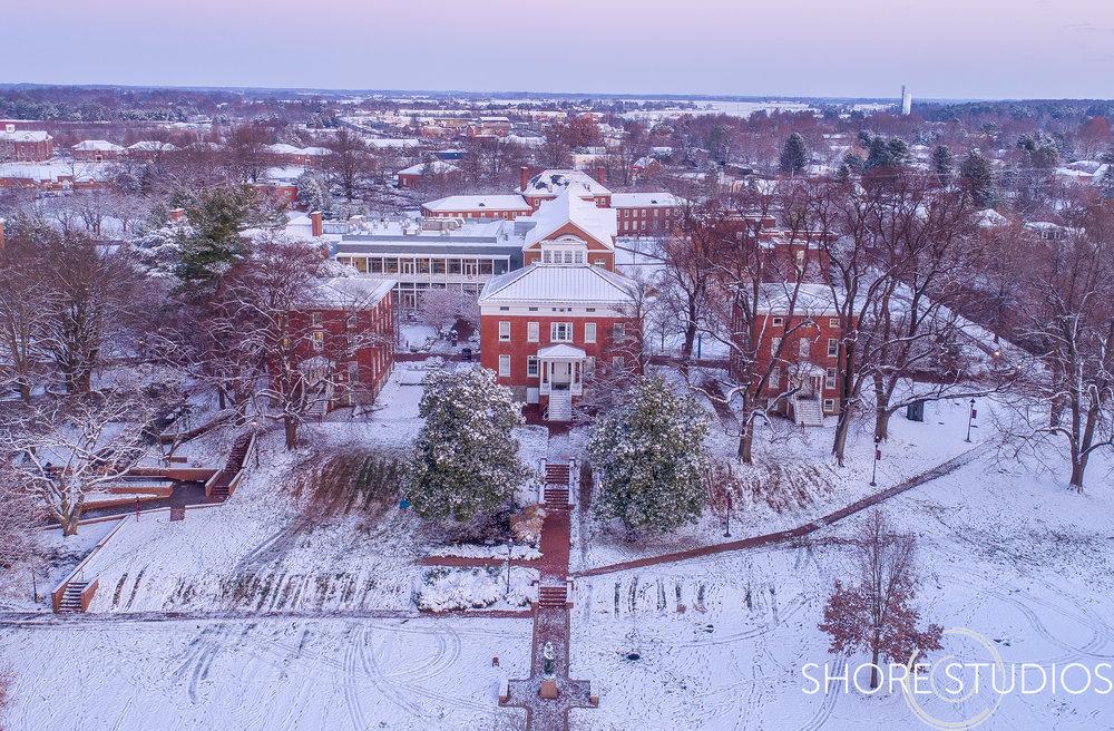 Aerial WAC Snow 2