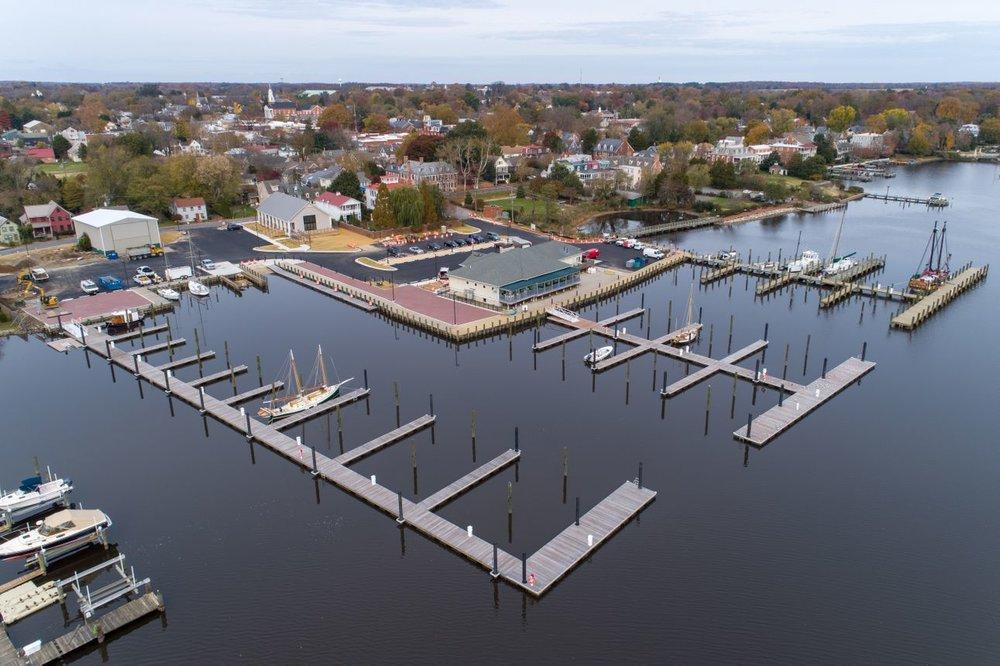 Chestertown Marina Drone Photo 2   November 2018