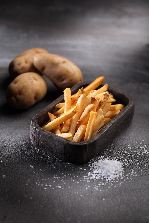 Naked (Plain fries)