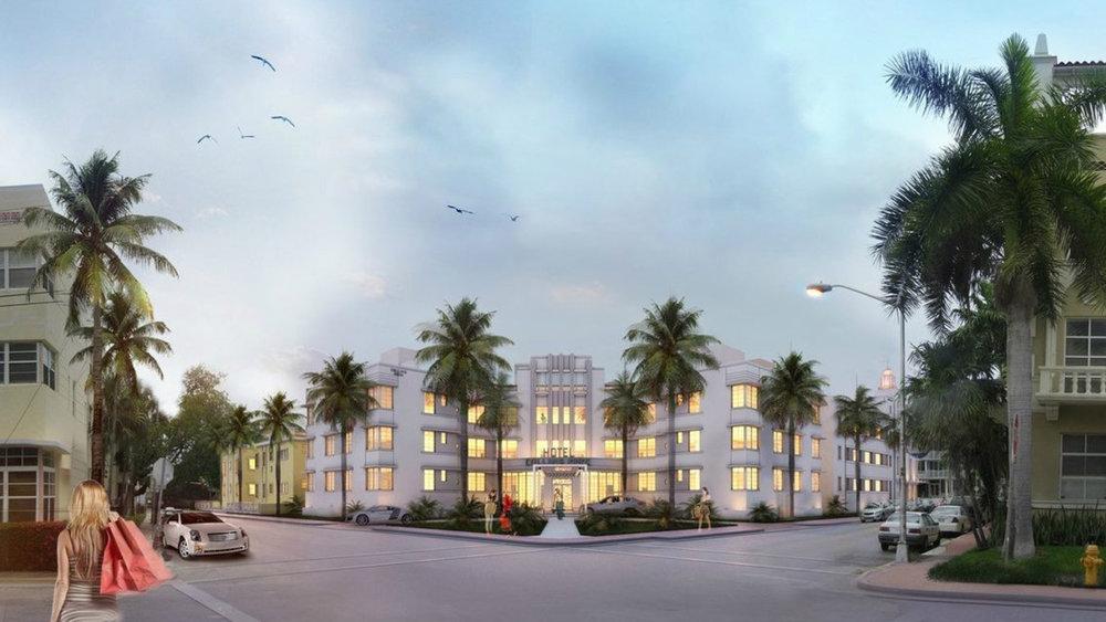 Collins Park - South Beach