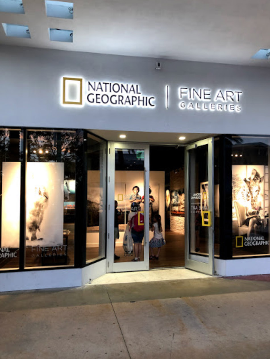 National Geographic - Lincoln Road