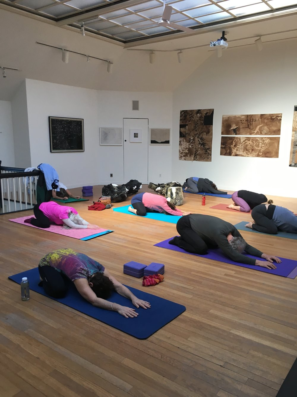 - SundayYoga outside the box9:00-10:30 amPreregister session or $20/dropinConcord Art Association