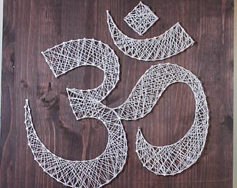 Make Your own string art om!