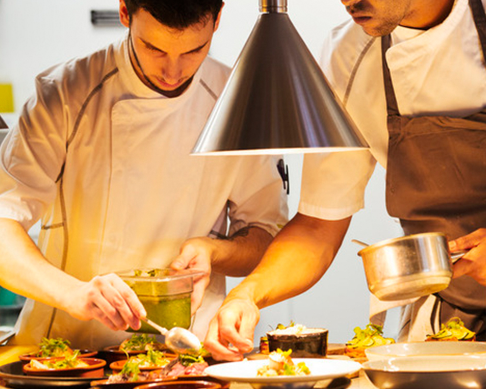Cook along side some of the most talented food and wine masters of the culinary world.