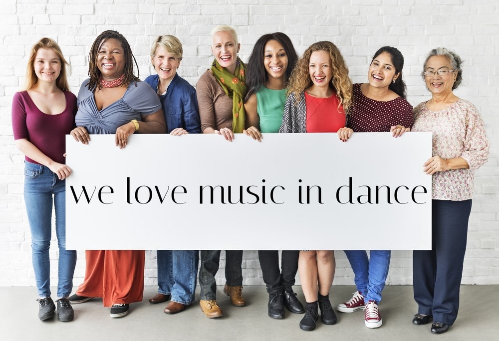 A Personal Service Like No Other - We work closely with choreographers to help them achieve the perfect piece they've been invisioning.Read what other choreographers are saying about about just music.