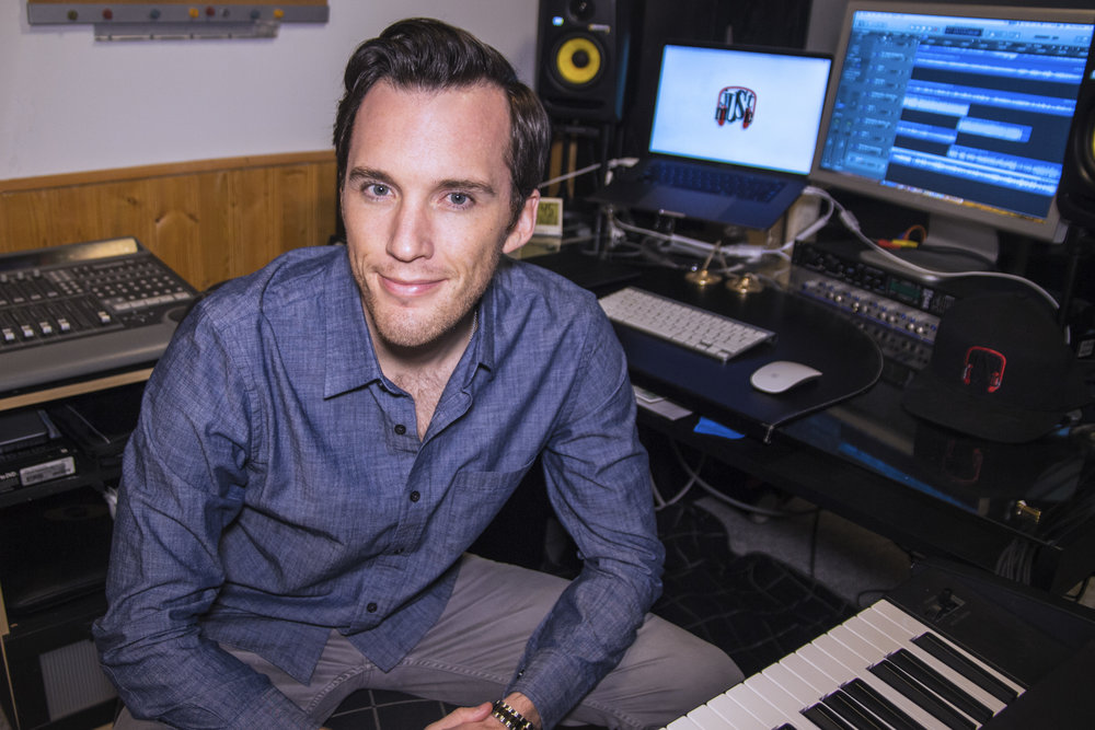 Justin Stadnyk (founder, lead producer)