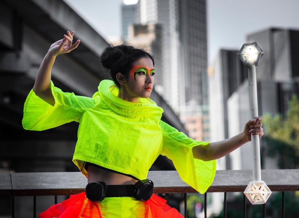 Photo:   Bala Krishnan Model: Effie Lmn