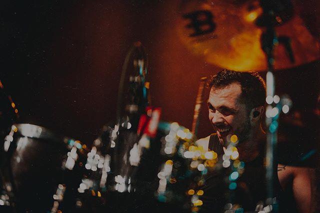 @nathanbulla, the king of drummer faces. //····
