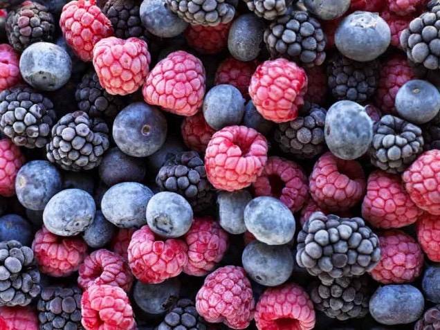 Freeze Berries like a Farmer
