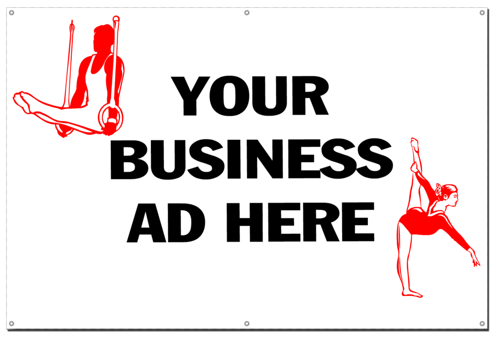 BANNERS - Have your business logo and info displayed in front of thousands for days! Banners are $300/each.