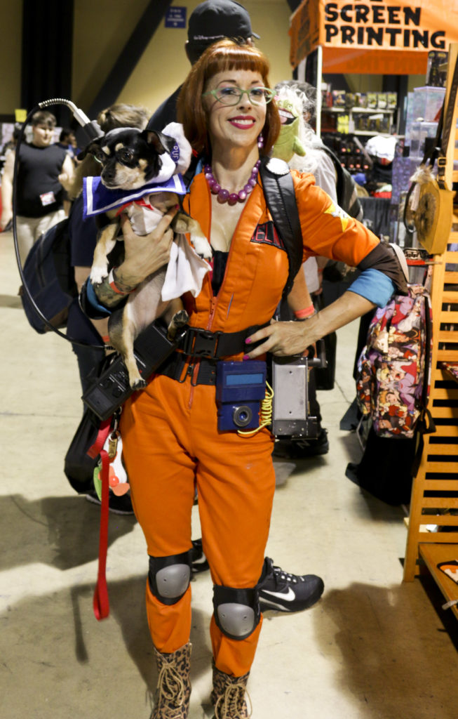 Janine Melnitz- The REAL Ghostbusters  sc 1 st  Andie In Real Life & FULL COSPLAY TRANSFORMATIONS u2014 Andie In Real Life