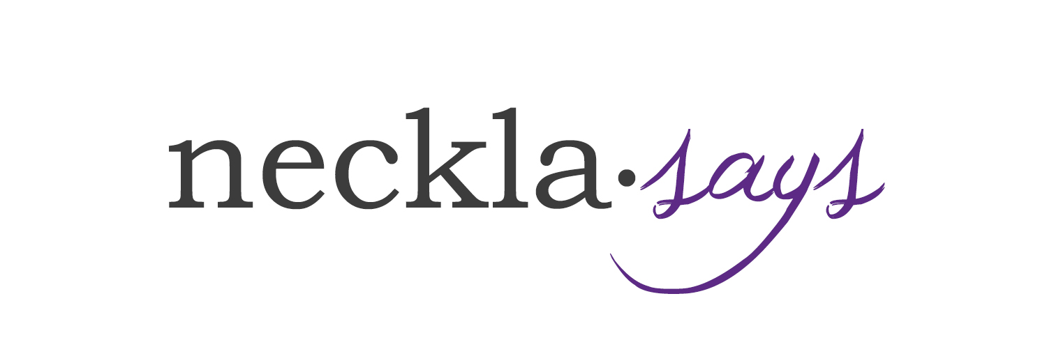 Necklasays Logo Final