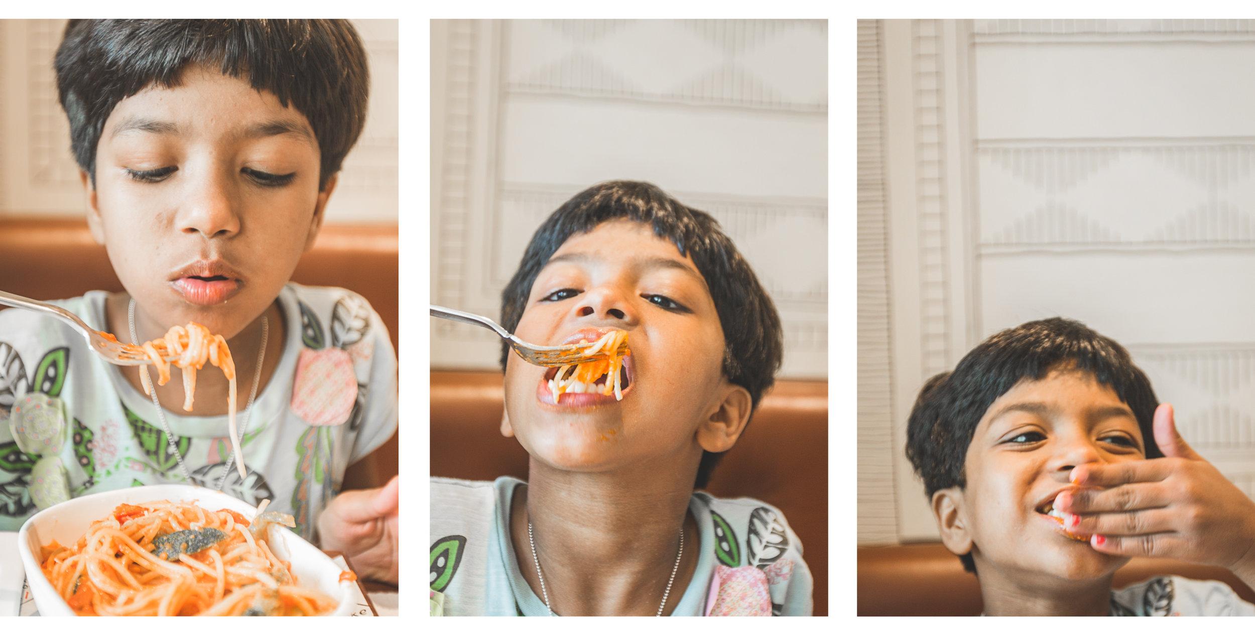 kavita vs spaghetti