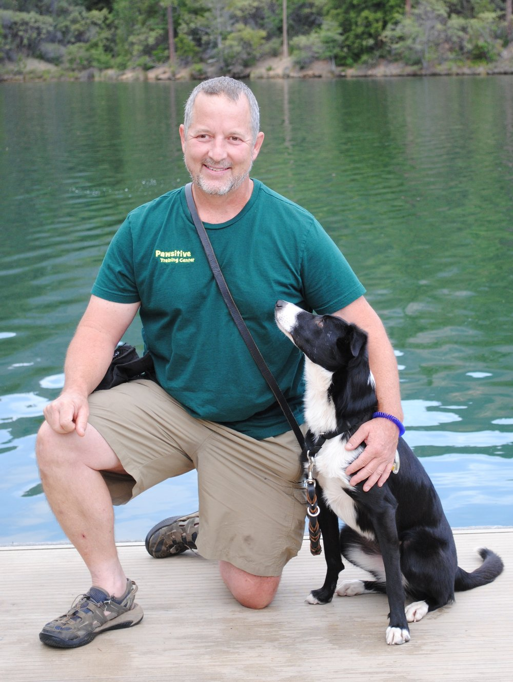 Marty Strausbaugh KPA CTP professional puppy and dog trainer in Redding, CA, Anderson, Cottonwood, Red Bluff, Palo Cedro, Bella Vista and Shasta Lake City areas.