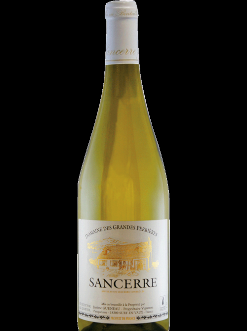 Domaine des Grandes Perrieres Sancerre - Crisp, bright citrus, a touch of honey... This is the perfect beach wine