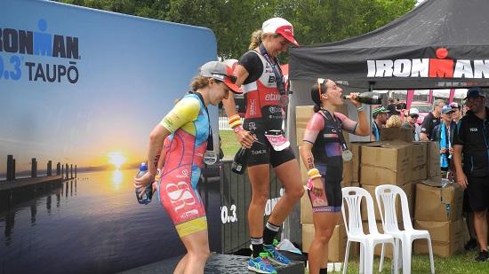 Amelia Watkinson 1st, Jocelyn McCauley 2nd, Laura Dennis 3rd