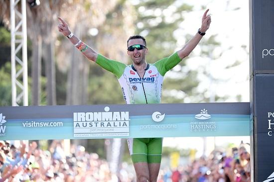 Marino Vanhoenacker (IM Australia Winner)
