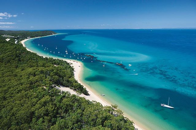 Moreton Island in Queensland is just a 1 hour cruise from Brisbane. Book today for your winter escape at info@gofishqld.com.au. #luxurytravel #gofishqueensland  #travelgram #instatravel #repeattraveller  #sqcountry #qld #gofish #helicopterpilot #instatraveling #travelgram #traveldeeper #seeaustralia #travel #traveller #fishing #luxury #discoveraustralia #fish #nofilter #mctraveller #nuggetfishing #southaustralia #kinggeorgewhiting #snapper #seesouthaustralia #trout #troutfishing #goldcoast #yachts