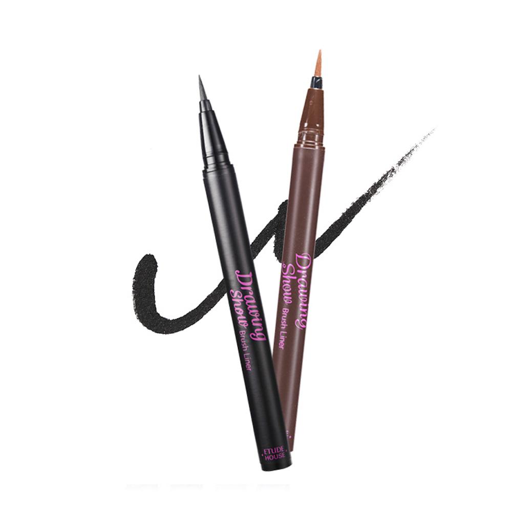 Etude House Drawing Show Brush Liner Kocomei Usa Eyebrow Set