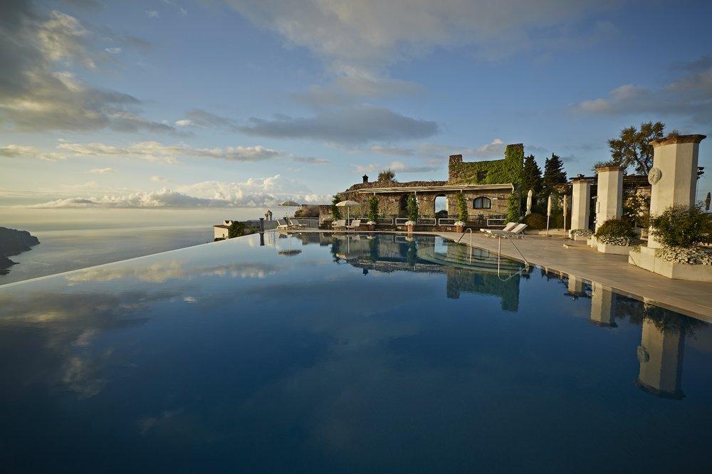 Belmond Hotel Caruso on the Amalfi Coast.
