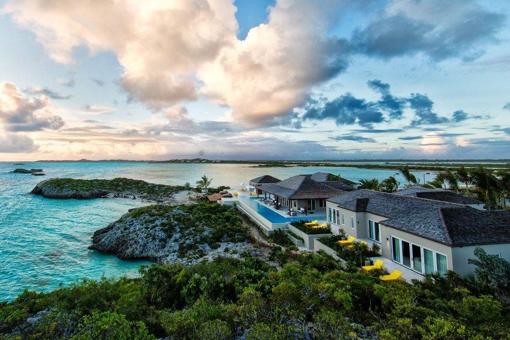 Turks & Caicos – Turtle Tail Estate