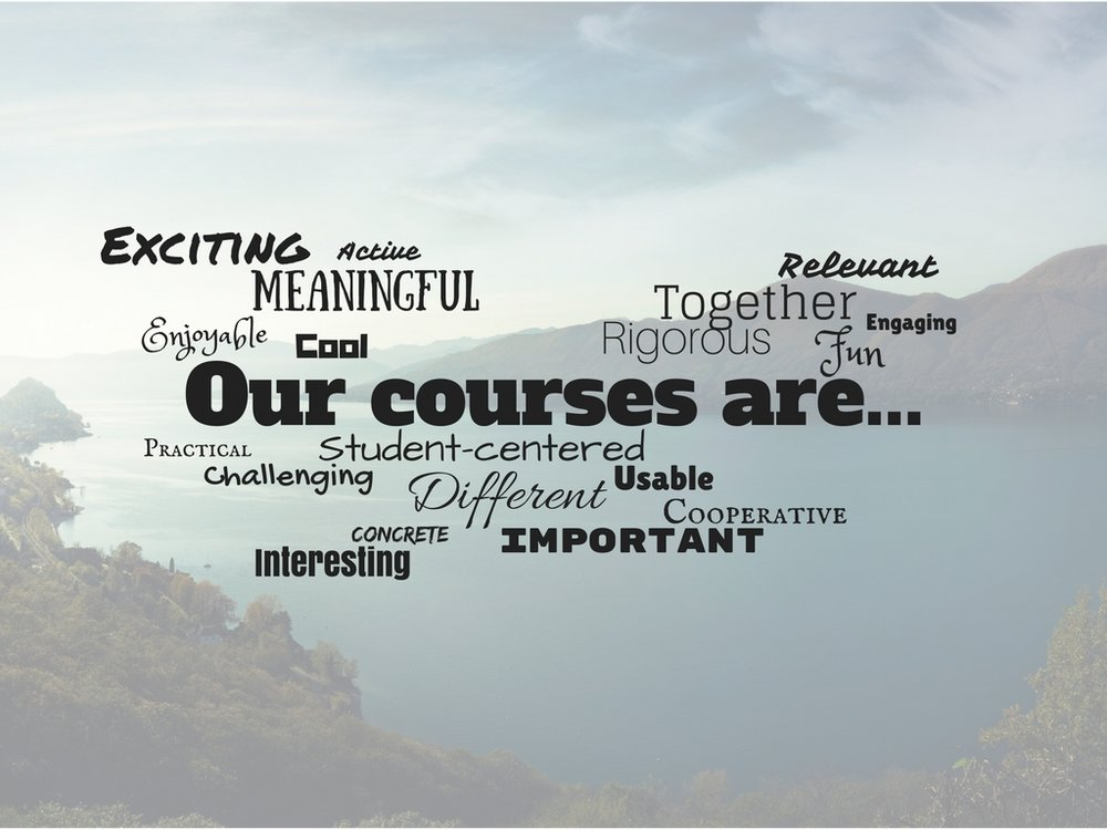Our courses are.....jpg