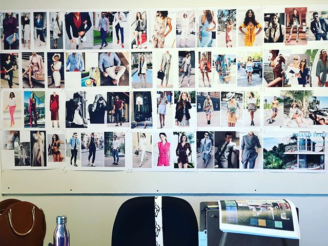 Inspo boards up. Let's do this.