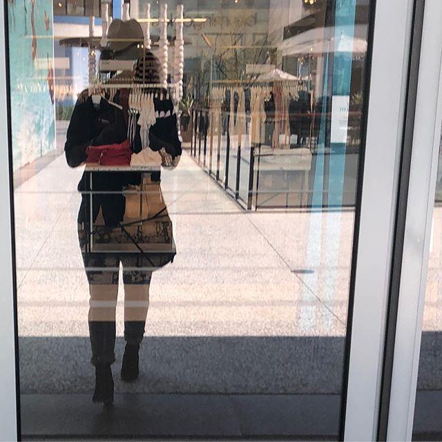 #powershop #selfportraitatthemall #costumedesigner #grandhotelabc