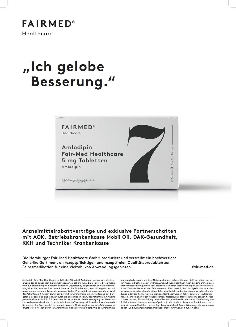 Fair-Med Healthcare Germany Print / PR