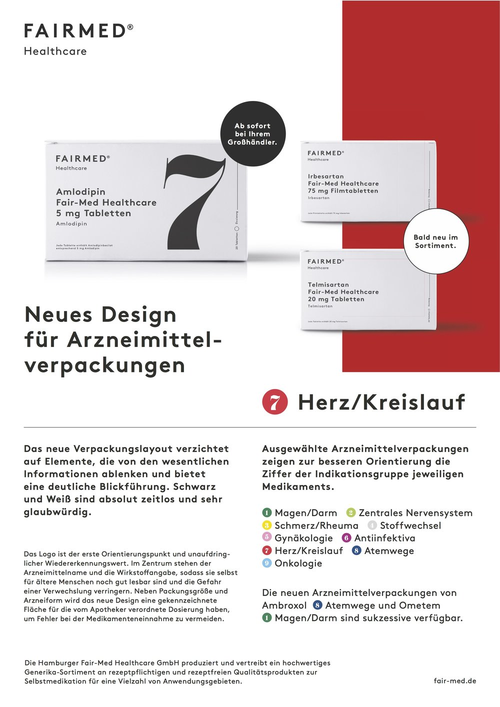Fair-Med Healthcare Germany B2B / Newsletter
