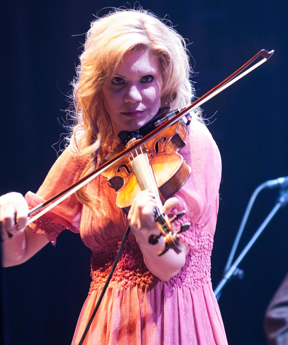 Alison Kraus