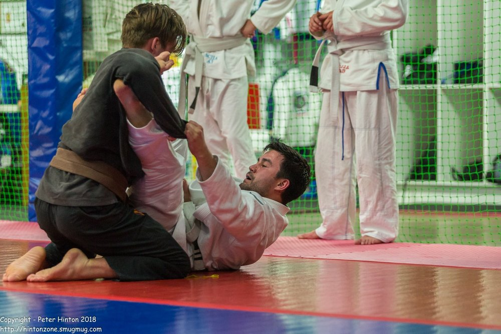 Photo: Peter Hinton ( http://hintonzone.smugmug.com )   Southern Cross Jiu Jitsu Academy
