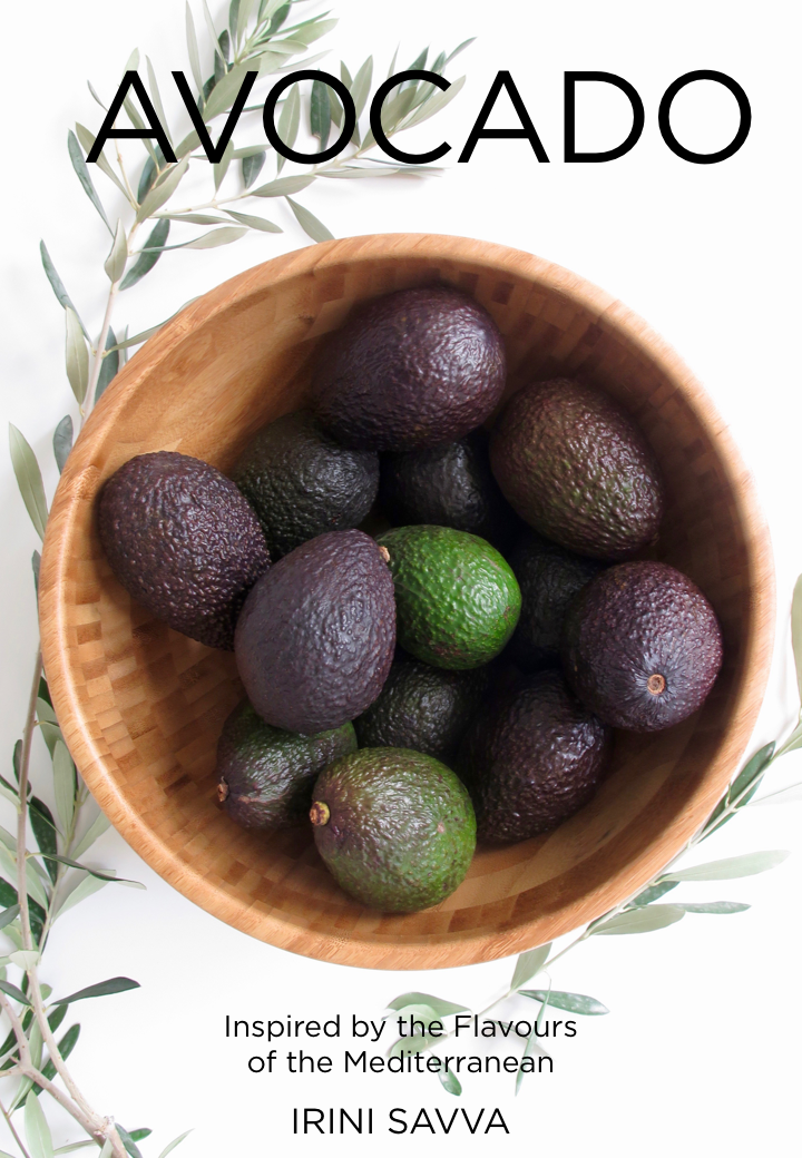 free e-book - Download my new free recipe e-BookAVOCADO - Inspired by the Flavours of the Mediterranean.