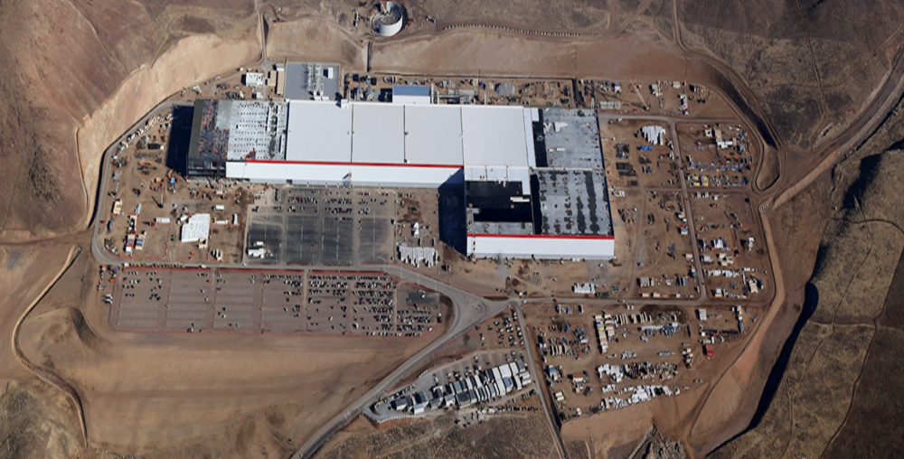 Tesla's Gigafactory: World's Largest Battery Factory | World's Lowest Cell Cost | Highest Energy Density EV Cells