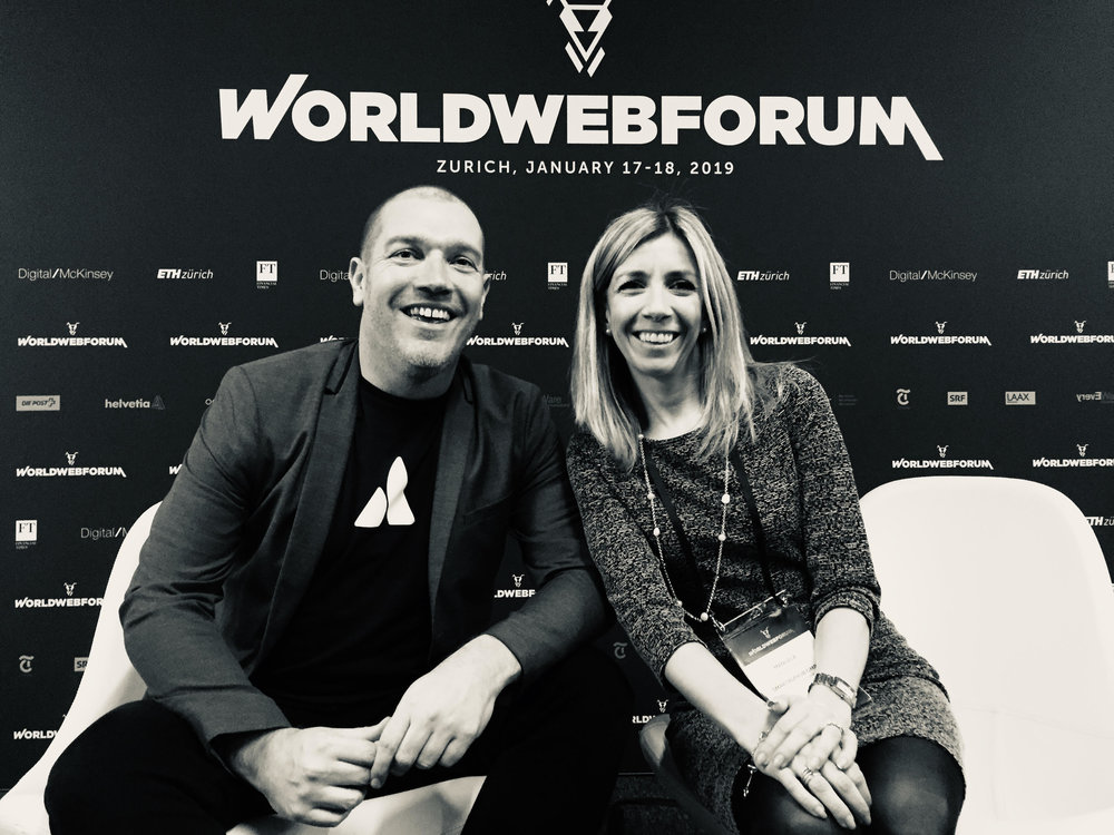 WORLDWEBFORUM - 17-18.01.2019 - Zurich, SmartPlan's exclusive partnership with the World Web Forum.The WWF mission is to build a community of leaders who are radically changing humanity and the world we live in through technology.