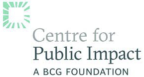 Logo for Centre for Public Impact