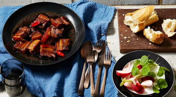 Complimentary Recipe: Caramelised Pork Belly