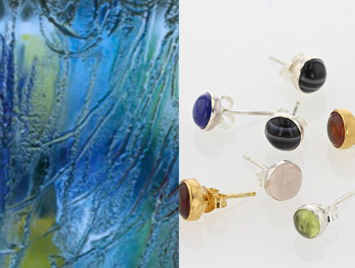 Catrin Jones & Menna Jones - 11am - 5pmOpen studio - decorative glass and jewellery