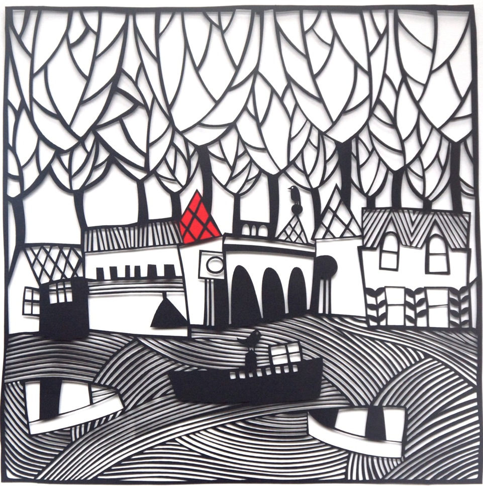 The Sea Caroline Rees Papercut.jpeg