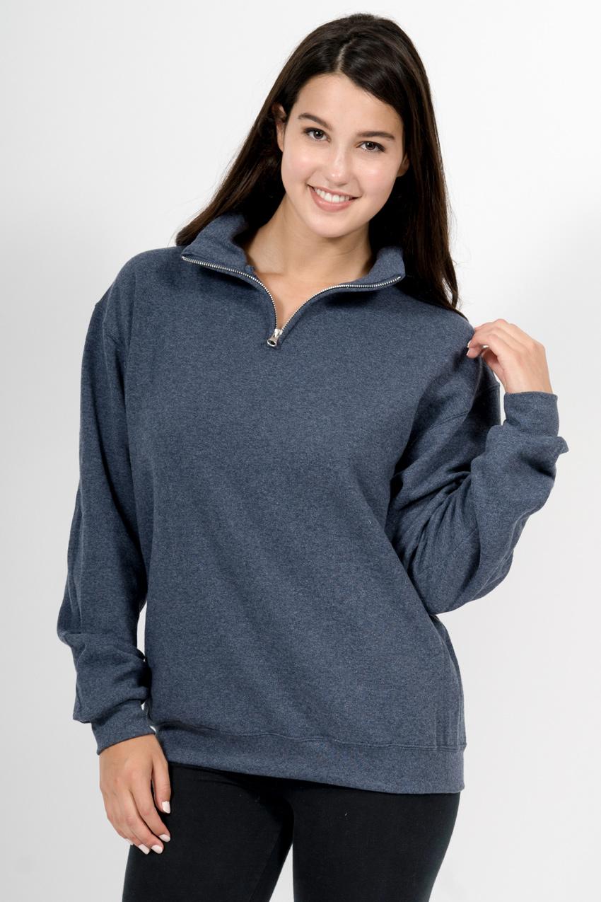 Custom Jerzees 995m sweatshirt front