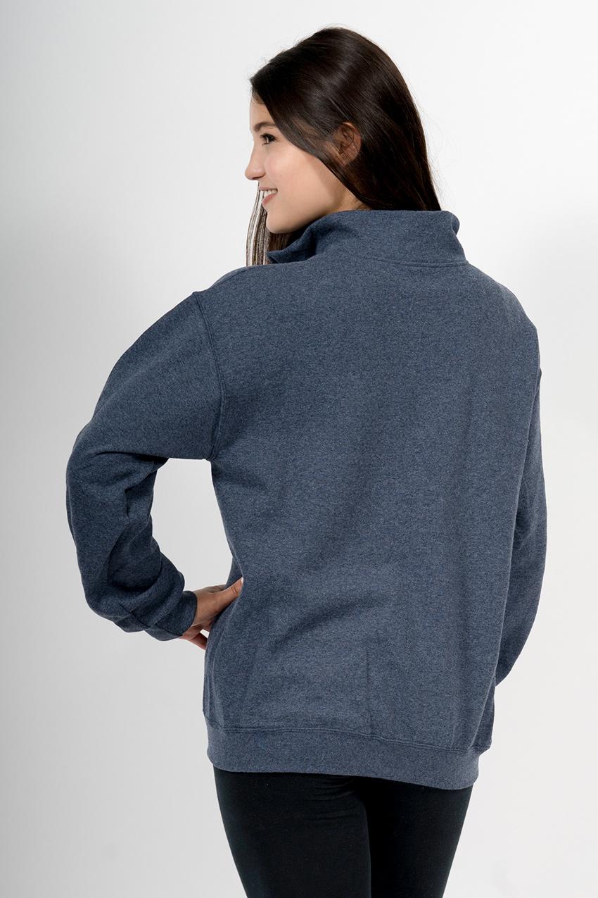 Custom Jerzees 995m sweatshirt back