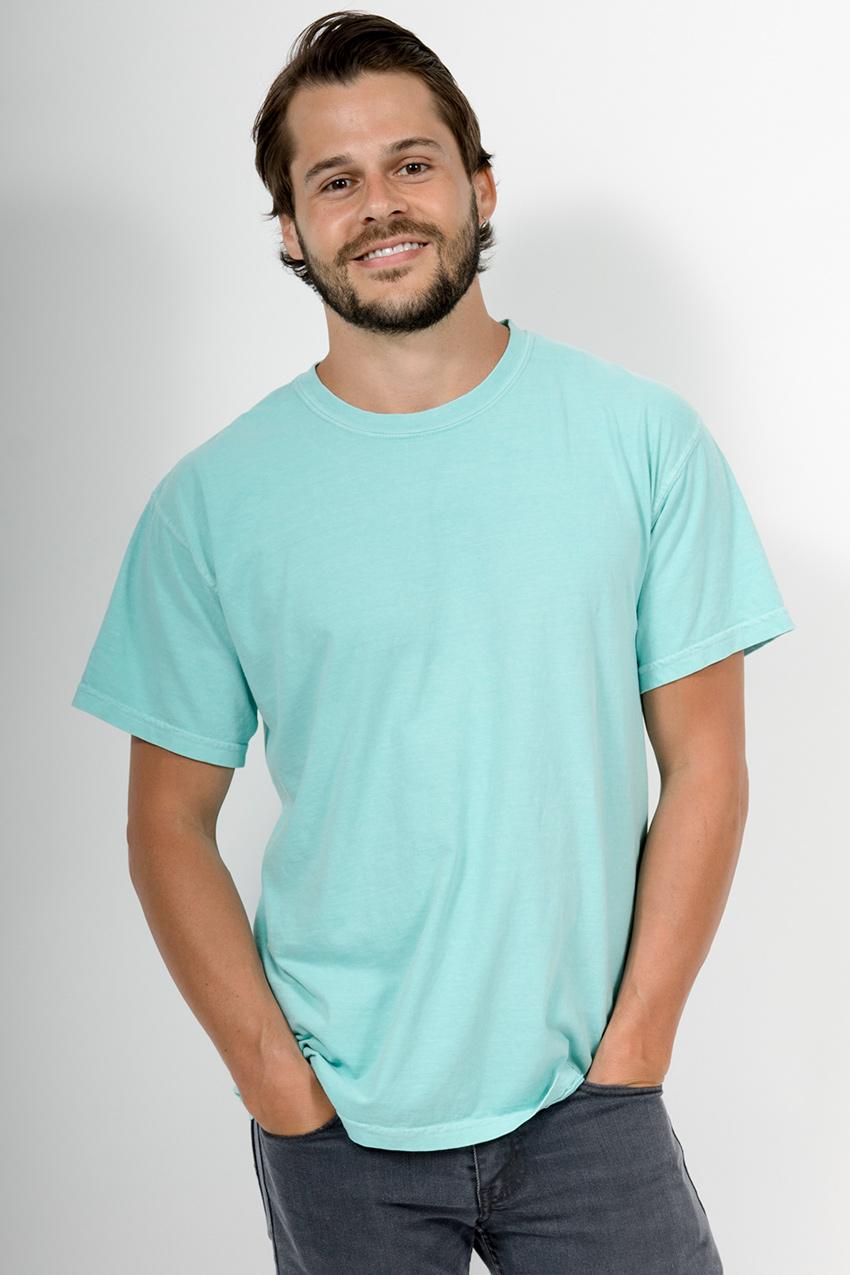 Custom Comfort Colors C1717 t-shirt front
