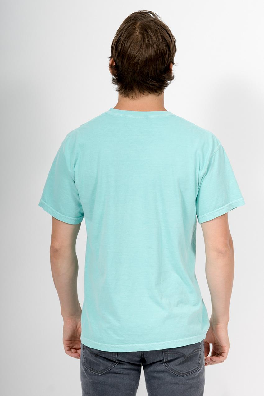 Custom Comfort Colors C1717 t-shirt back