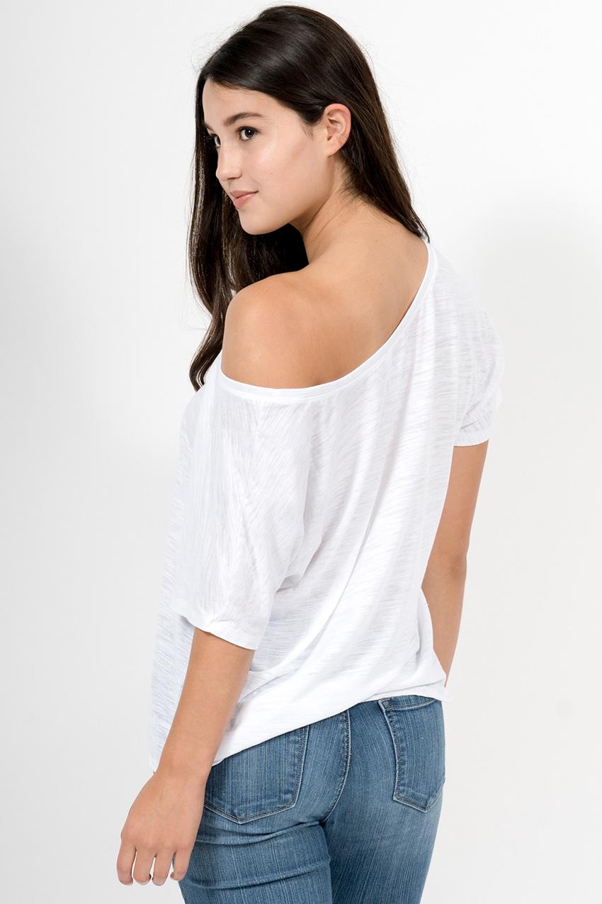 Custom Bella + Canvas 8816 t-shirt back