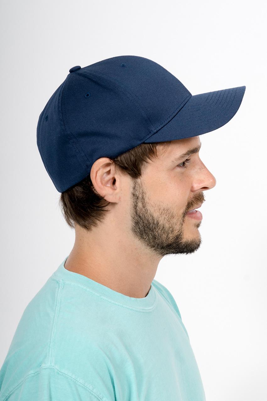 Custom Flexfit 6277 6-panel hat side