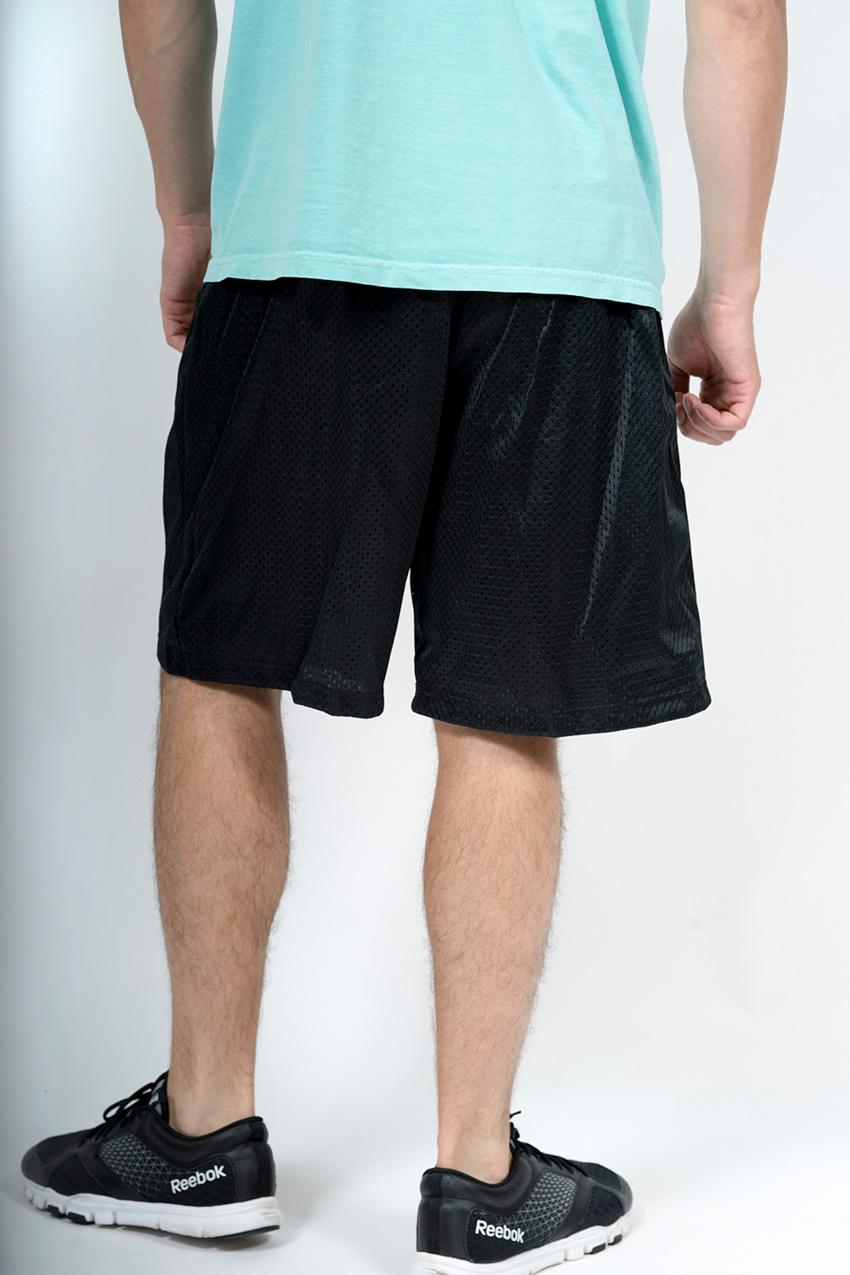 Custom A4 n5296 shorts back