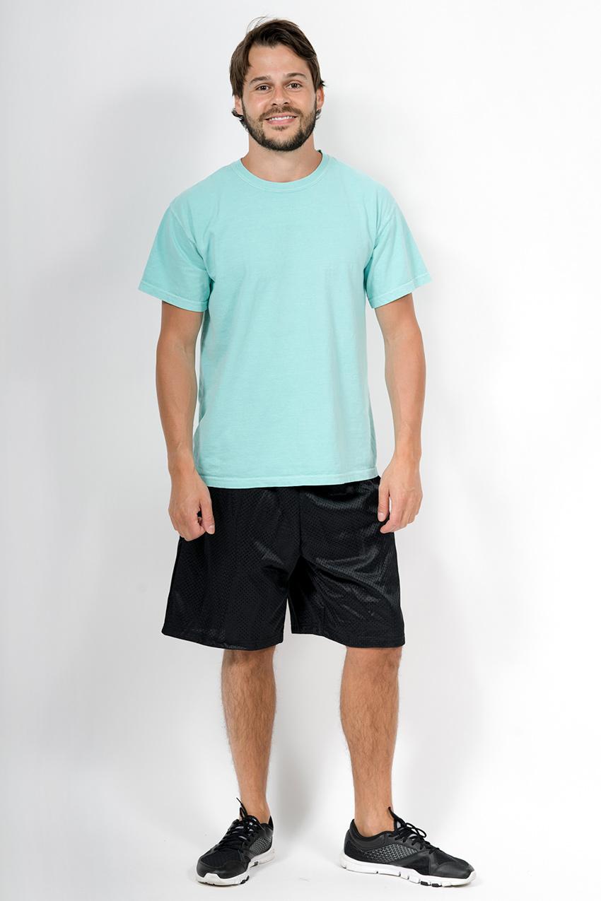 Custom A4 n5296 shorts front