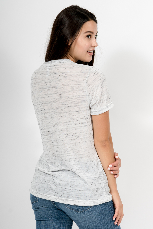 Custom Bella + Canvas 3005 t-shirt back
