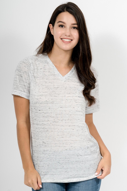 Custom Bella + Canvas 3005 t-shirt front